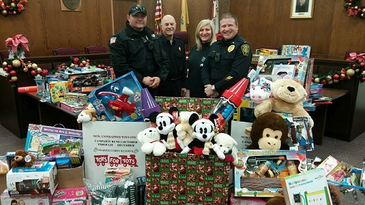 Police Toys For Tots 2017 : Garwood police alerts and updates